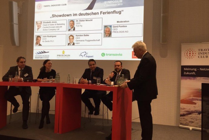 PROLOGIS at the Aviation Symposium in Frankfurt