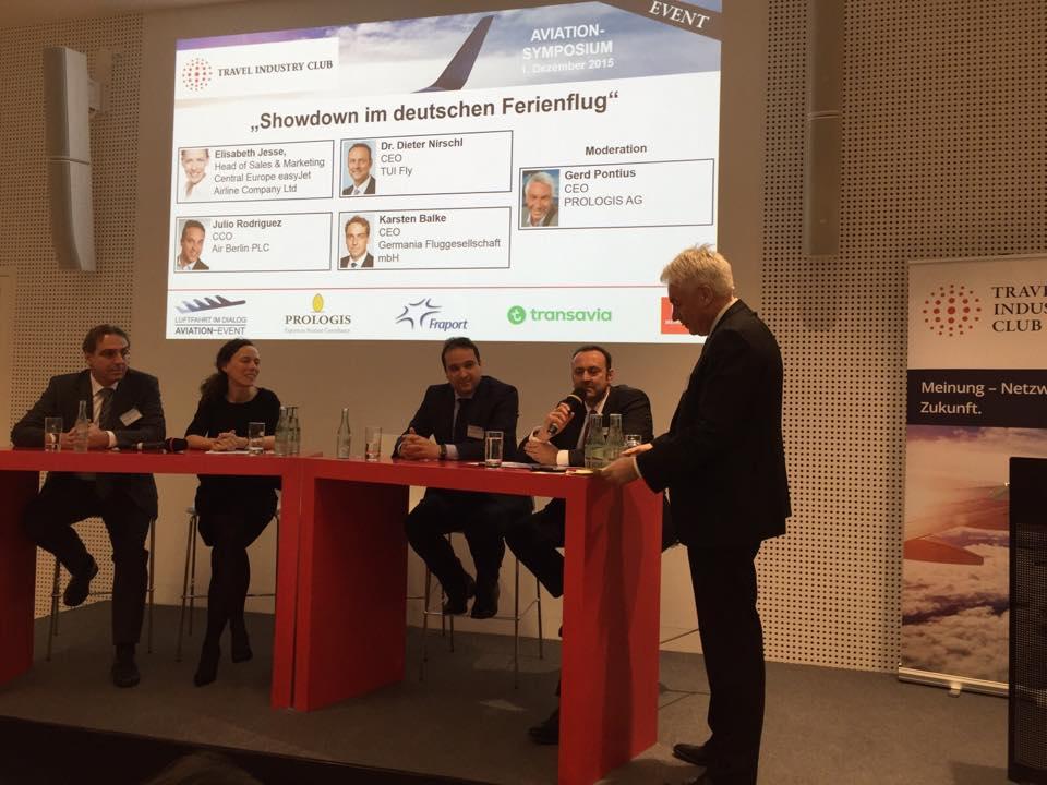 PROLOGIS at the Aviation Symposium in Frankfurt