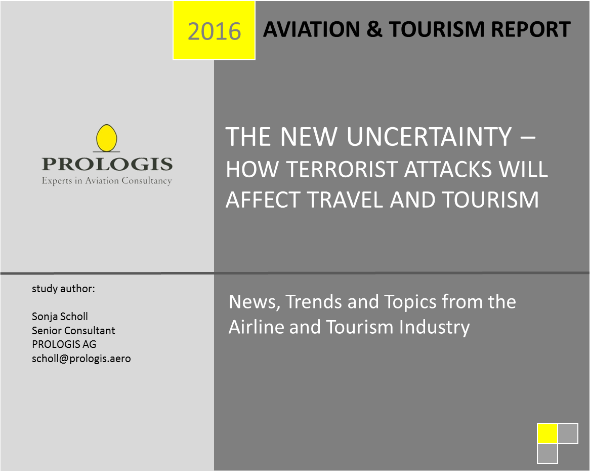 The New Uncertainty – How Terrorist Attacks Will Affect Travel and Tourism