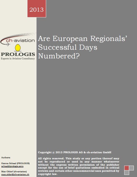 Are European Regionals' successful days numbered?